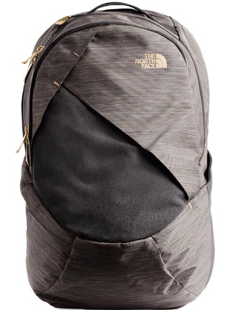The North Face Isabella Backpack Women TNF Black Brass Melange